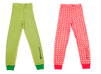 spodnie piżamowe dla dzieci