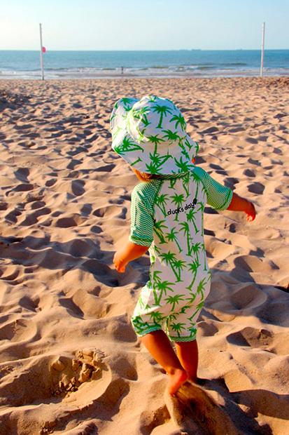 stroje kąpielowe dla chłopca i dziewczynki z filtrem UV