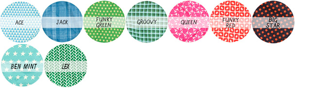 wzory i kolory nieprzemakalnych kombinezonów z membraną dla dzieci Ducksday