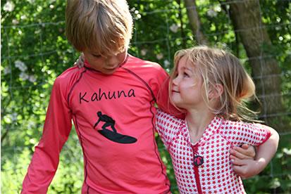 koszulki z długim rękawem na lato dla chłopca z filtrem UV