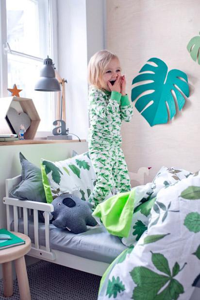 dwuczęściowe piżamki dziecięce, Ducksday