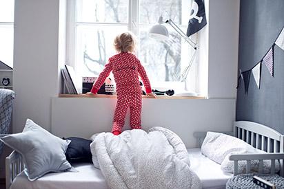 ładna piżamka dla dziecka