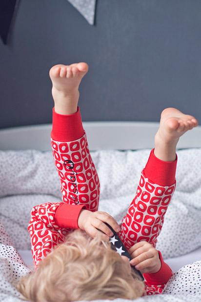 piżama dla dzieci od Ducksday